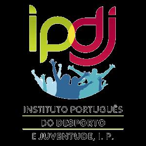 Logótipo Instituto Português do Desporto e Juventude, I.P.