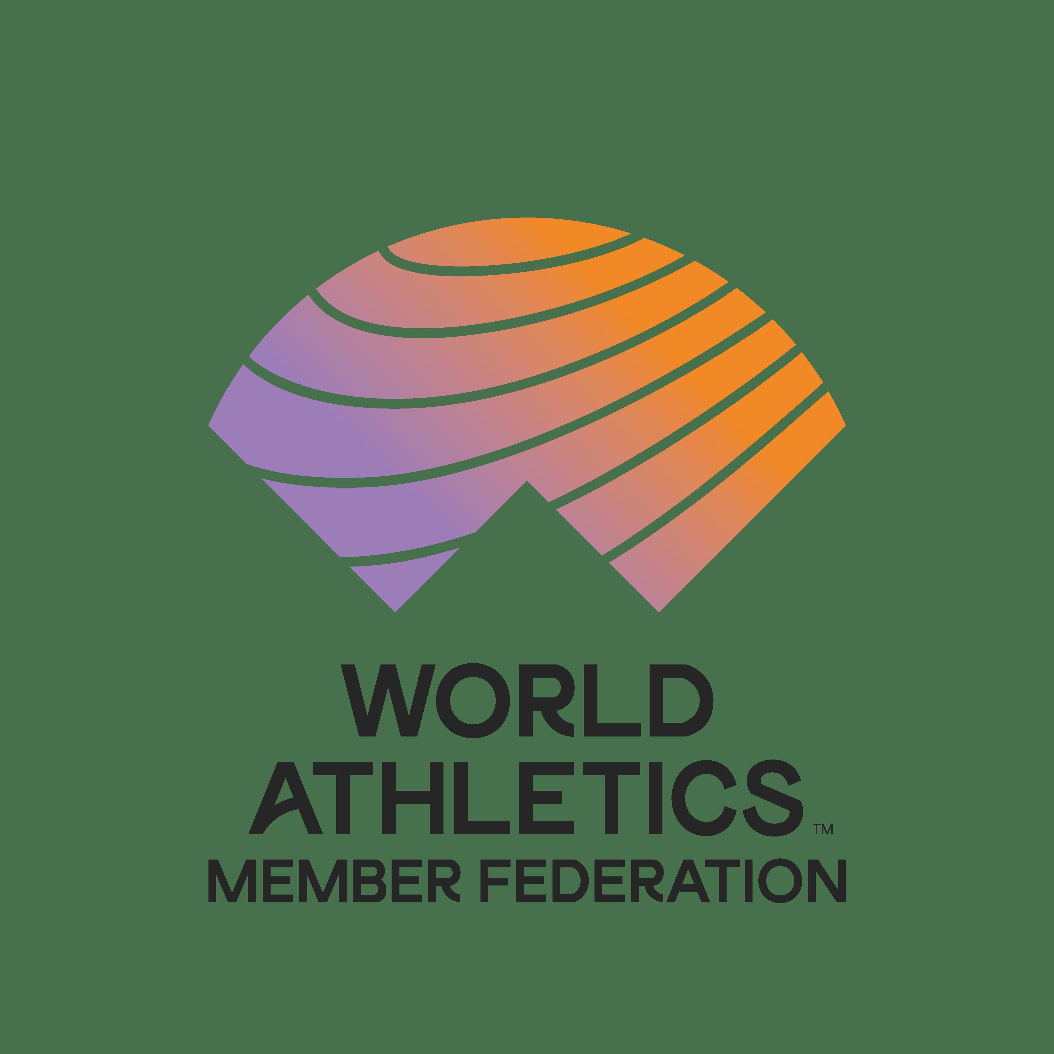 Logótipo World Athletics